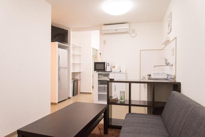 合租公寓向陽新宿