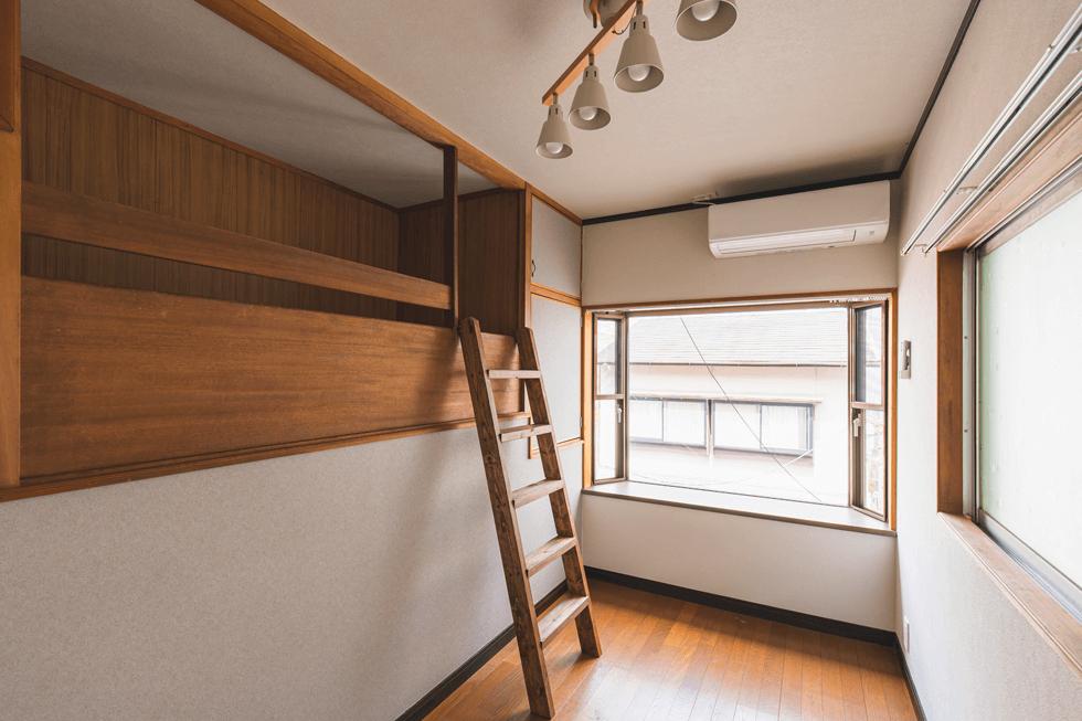 福岡市シェアハウスひだまり西新