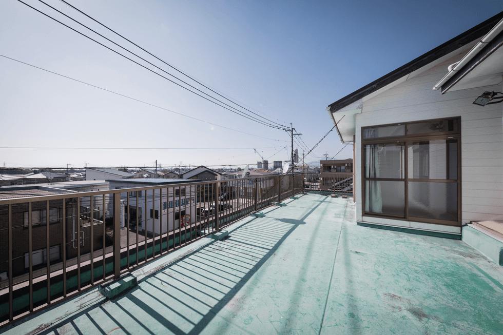 [熊本市]シェアハウスひだまり健軍校前