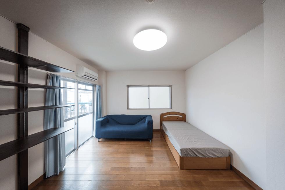 [熊本市:女性専用]シェアハウスひだまり京町