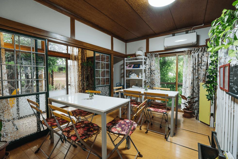 [埼玉]シェアハウスひだまり越谷レイクタウン