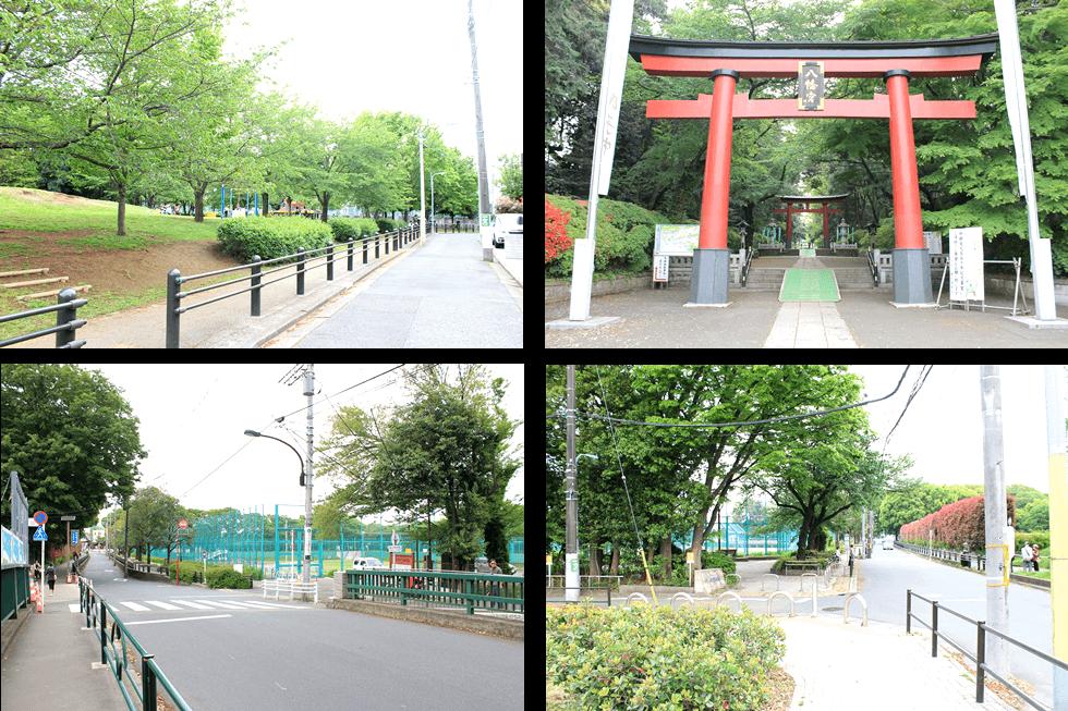 永福町駅周辺情報2
