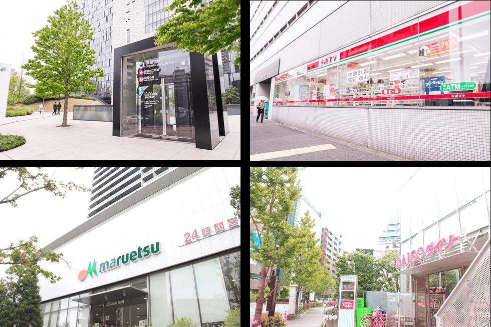 東新宿駅周辺情報1