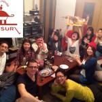 [京都]家族のような空間がある京都市のシェアハウスMATSURI。みんなで創り上げられている空間が楽しめるシェアハウス。