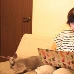 [福岡県]福岡市で『猫と暮らせるシェアハウス』と『植物好きの集まるシェアハウス』を運営・管理されている江頭聖子さんへのインタビュー!