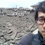 熊本地震から1年。