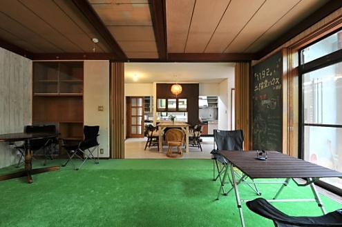 [鎌倉・湘南]シェアハウスひだまり「二階堂」