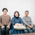 新大阪のシェアハウスを運営するけんしさん、ちえさん、まさきさんの3人にインタビューさせていただきました!