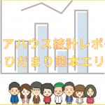 シェアハウス統計レポート@ひだまり熊本エリア